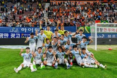 강원FC, 전북 잡고 아시아 경쟁력 증명한다