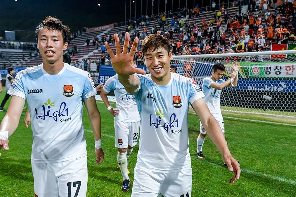 '환골탈태' 강원FC, 짜릿한 1부 리그 50번째 승리