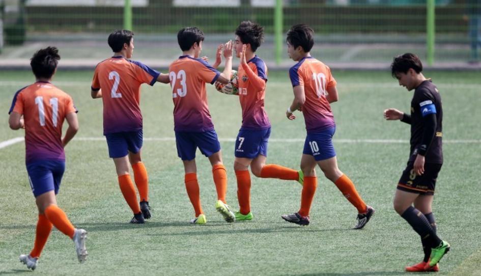 강원FC U-18, 챔피언십 16강 진출 청신호