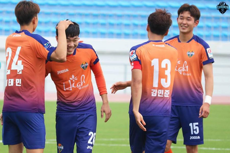 강원FC가 쯔엉의 대표팀 차출 응한 이유는?