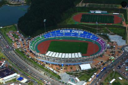 상위 스플릿 돌입 강원FC, 춘천에서 첫 홈경기 갖는다