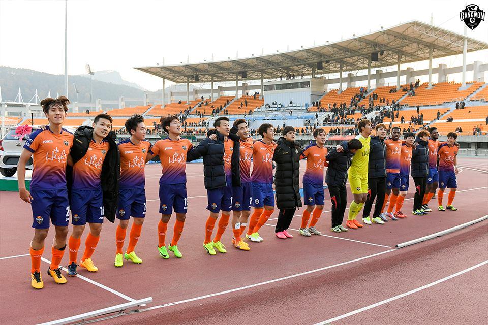 '마지막 승부' 강원FC가 최종전에서 달성 가능한 기록은?