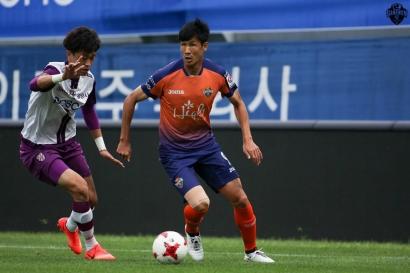 '패트리어트' 강원FC 정조국이 쏜 올 시즌 세 번의 득점포