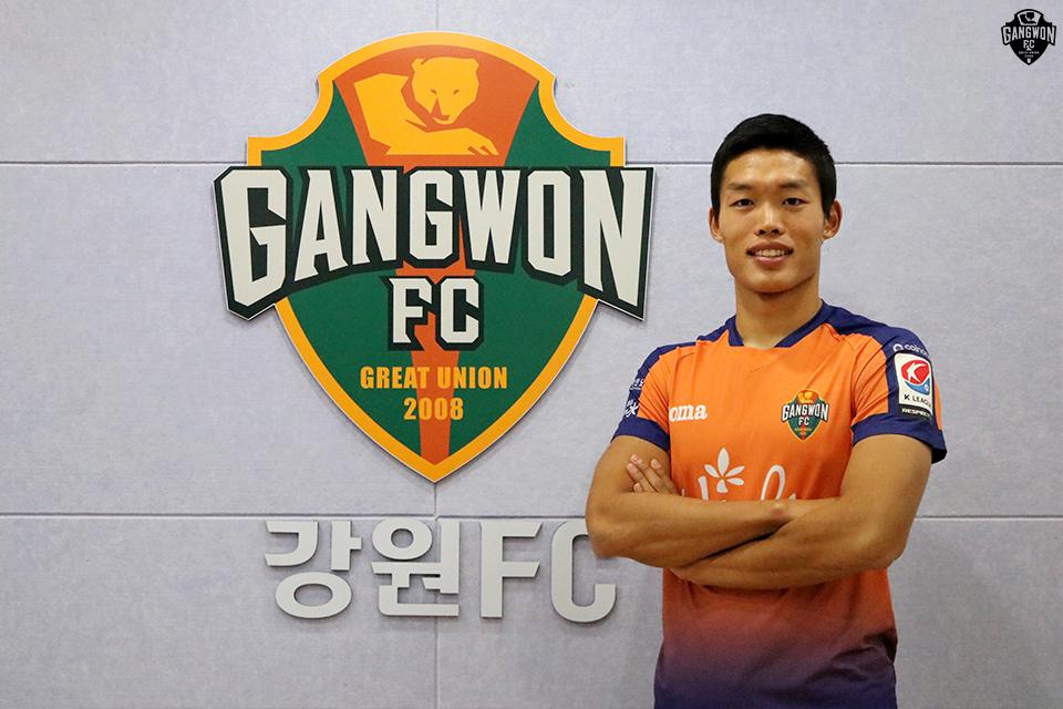 2018 K리그 주목할 선수, 강원FC의 파이터 '이태호'