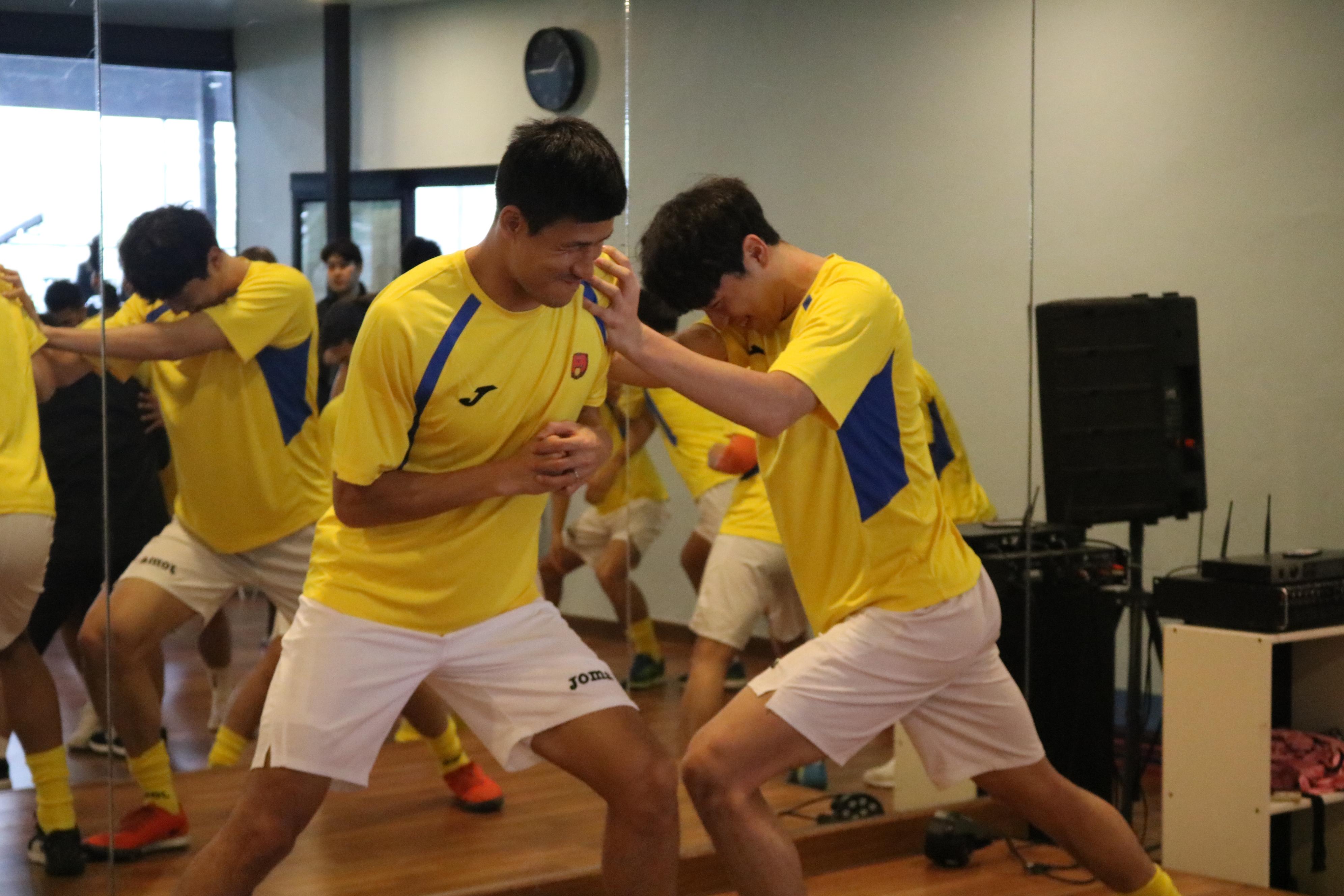 강원FC, 동계 전지훈련의 키 포인트는 '피지컬'