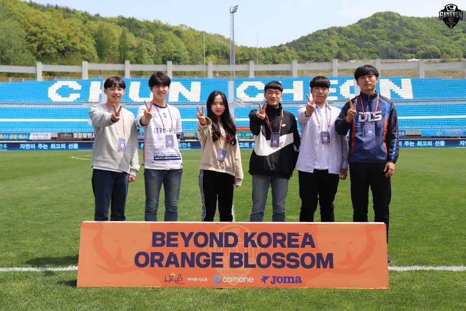 강원FC, 대학생 마케터 'Creative Union' 2기 활동 시작