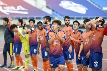 강원FC, 홈에서 경남에 아쉬운 패배…경기력은 '좋음'