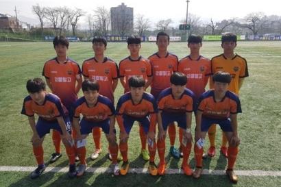 강원FC U-18 '제73회 전국 고교축구선수권 대회' 참가