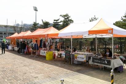 강원FC, 대구FC전 '후원의 집' 초청행사 개최