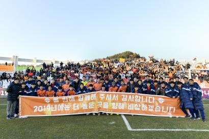 [강원 人SIDE]강원FC 2018 연말결산 ①편 '기록으로 드러난 날카로운 창'