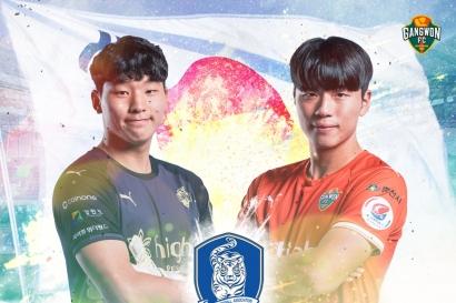 U20 월드컵 누비는 강원FC 이광연-이재익은 누구?