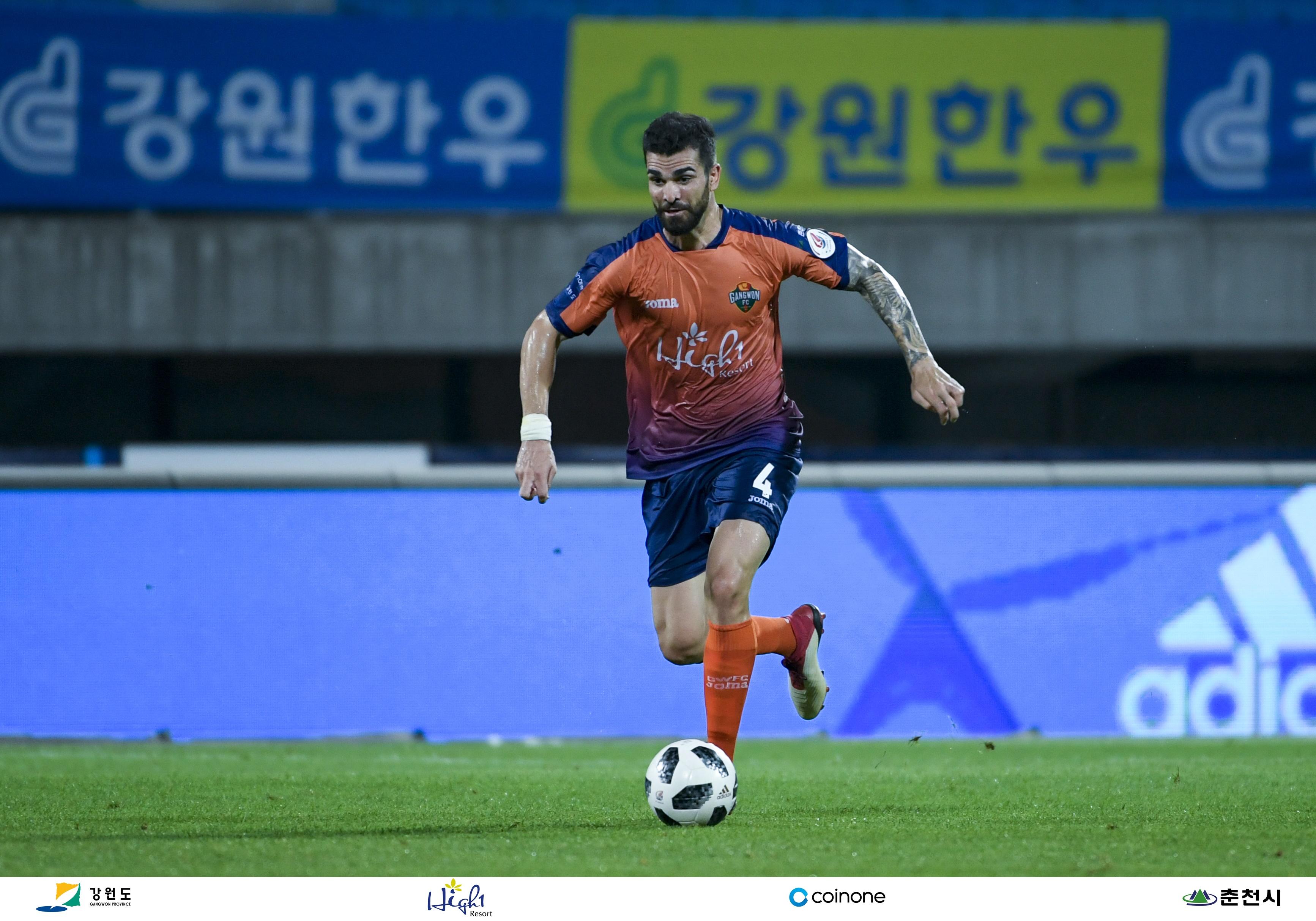 강원FC 발렌티노스, 키프로스 국가대표 발탁