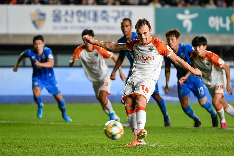 2019-10-26 울산현대전(K 리그1 파이널 라운드)